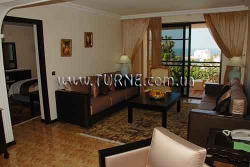 Отель Hotel Argana Марокко Агадир