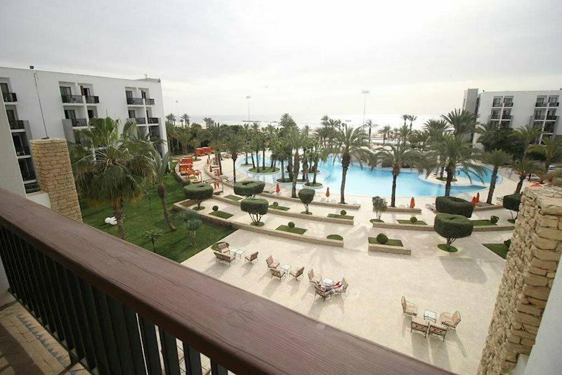 Отель Royal Atlas & SPA Марокко Агадир