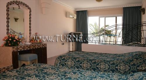 Отель Al Moggar Garden Beach Club Марокко Агадир
