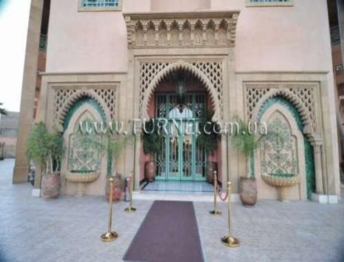 Отель Ryad Mogador Марокко Эссуейра