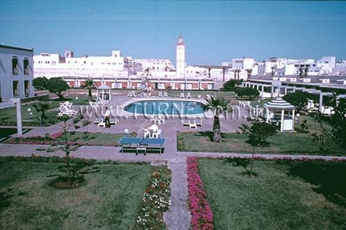 Фото Hotel des Iles Марокко Эссуейра
