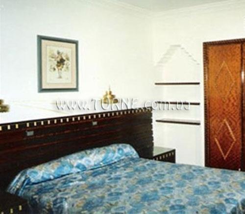 Отель Hotel des Iles Марокко Эссуейра
