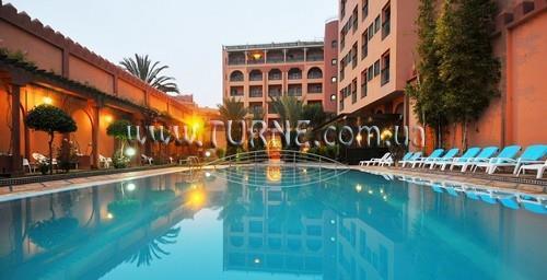 Фото Diwane Hotel & Spa Маракеш
