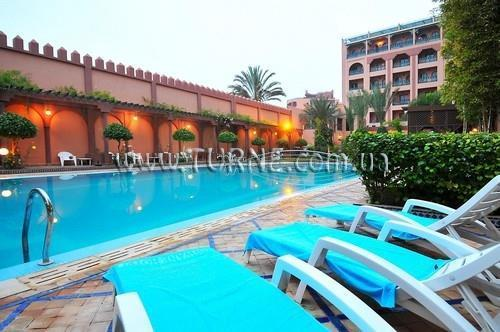 Отель Diwane Hotel & Spa Марокко Маракеш