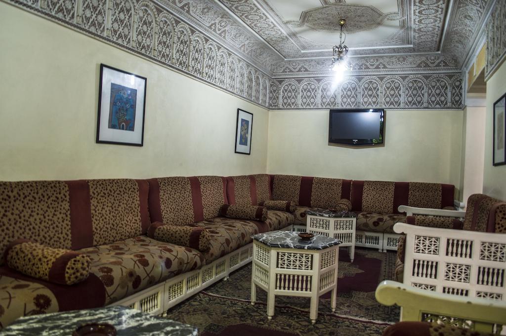 Отель Oudaya Маракеш