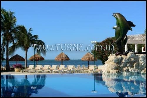 Sunset Marina Resort & Yacht Club Канкун