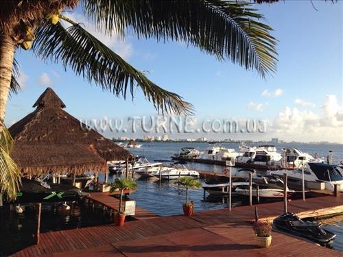 Фото Sunset Marina Resort & Yacht Club Мексика Канкун