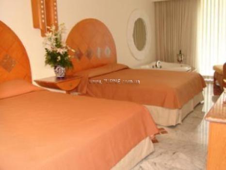 Отель Sunset Marina Resort & Yacht Club Мексика Канкун