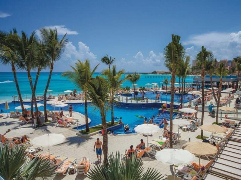 Riu Cancun Мексика Канкун