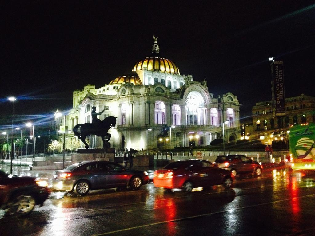 Отель Benidorm Mexico Мехико