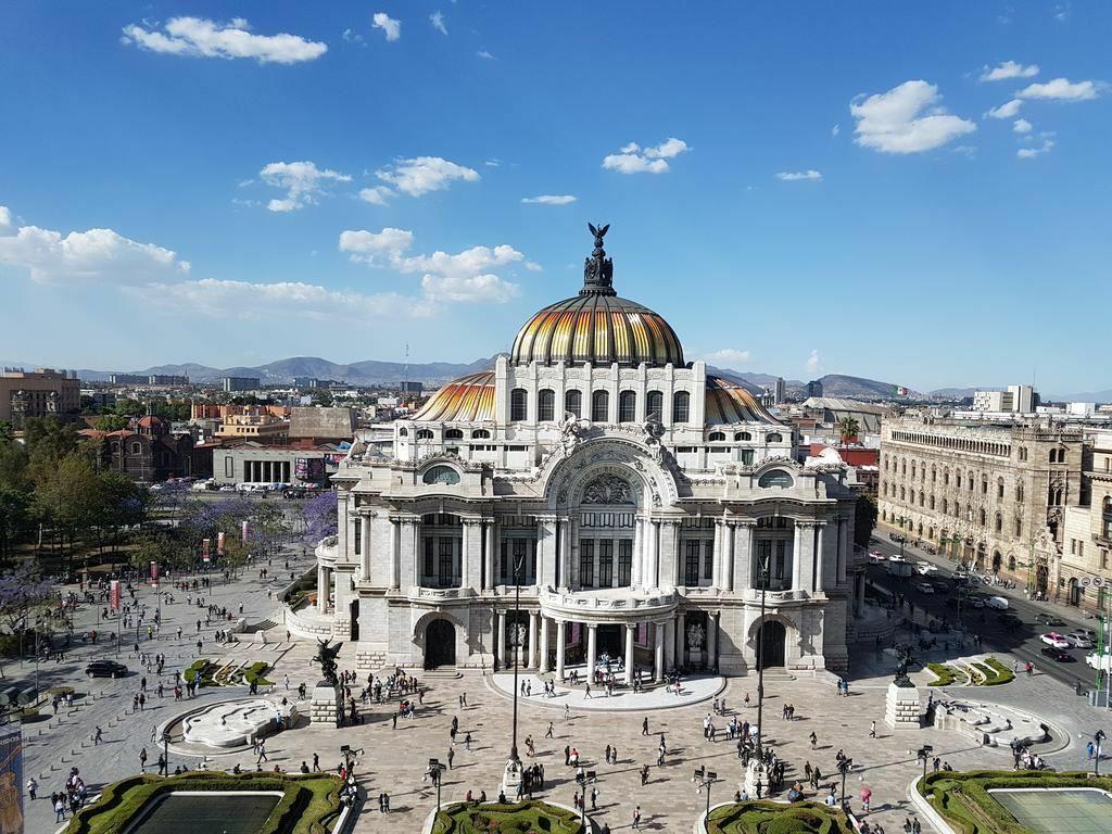 Отель Suites Mi Casa Мехико