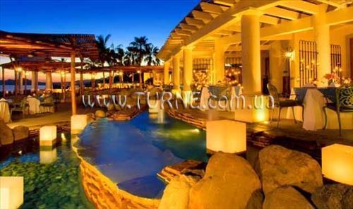 Dreams Los Cabos Suites Golf Resort Мехико