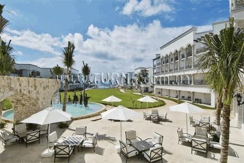 Отель The Royal Playa del Carmen Мексика Ривьера Майя
