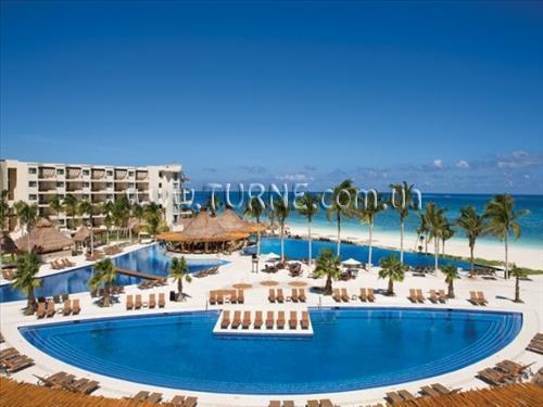 Отель Dreams Riviera Cancun Resort & Spa Мексика Ривьера Майя