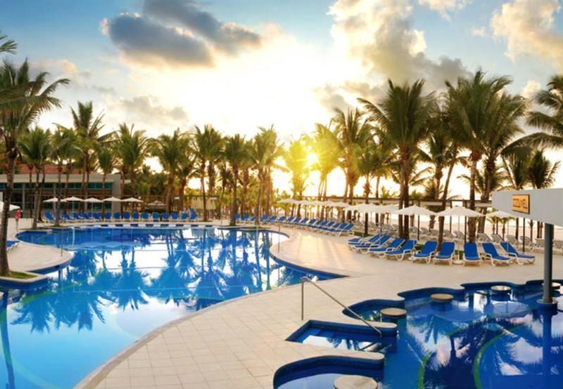 RIU Yucatan Мексика Ривьера Майя