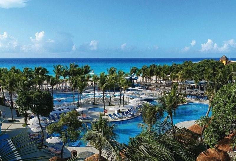 Отель RIU Yucatan Мексика Ривьера Майя
