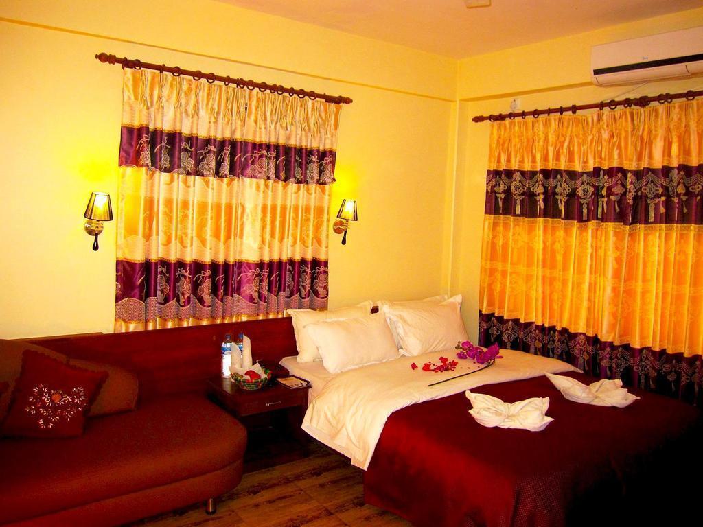 Hotel Orchid Непал Покхара