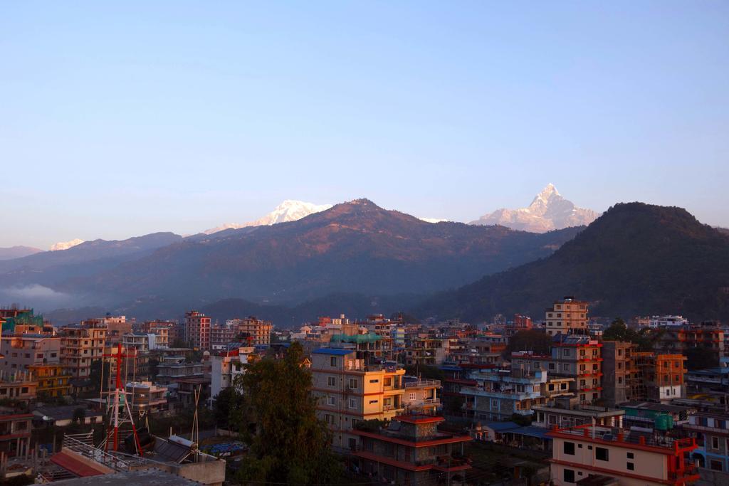 Отель Hotel Tara Покхара