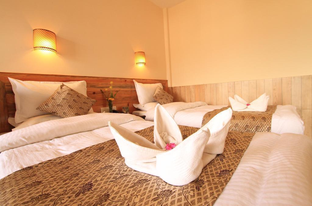 Отель Hotel Splendid View Непал Покхара