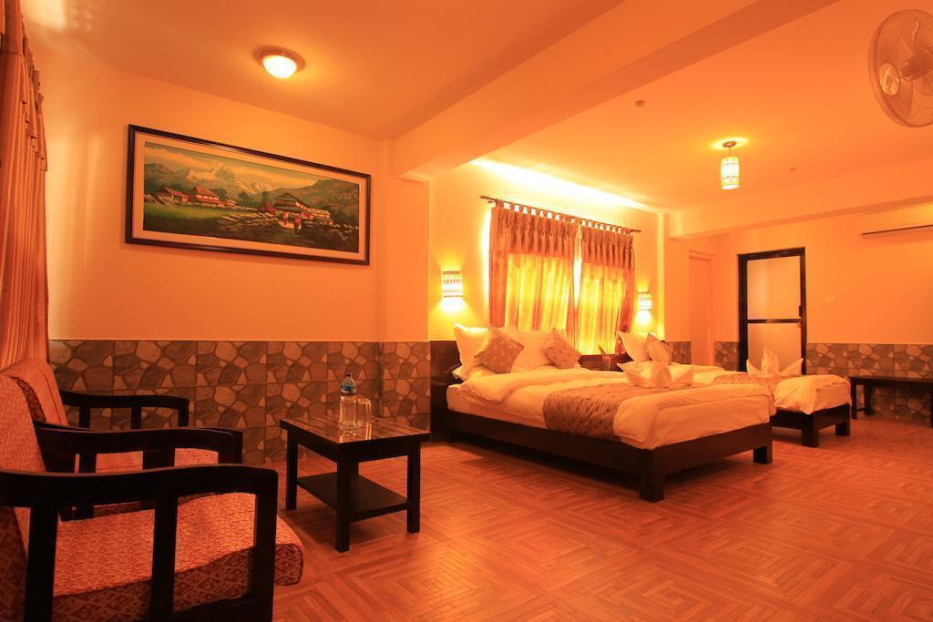 Hotel Splendid View Непал Покхара