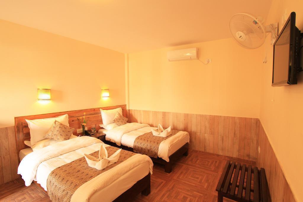 Отель Hotel Splendid View Покхара