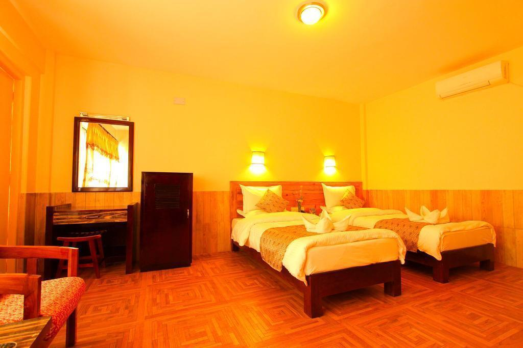Фото Hotel Splendid View Покхара
