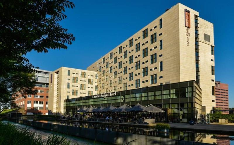 Dutch Design Hotel Artemis Амстердам