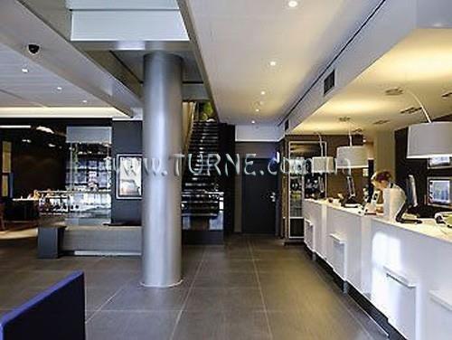 Отель Mercure Den Haag Central Нидерланды Гаага