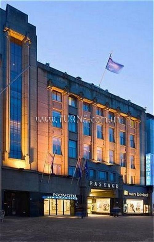 Отель Novotel Den Haag City Centre Гаага