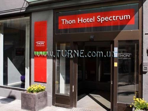 Фото Thon Hotel Spectrum Осло