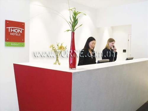 Отель Thon Hotel Spectrum Осло
