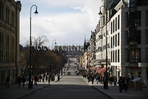Отель Leangkollen Осло