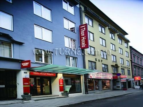 Фото Astoria Норвегия Осло