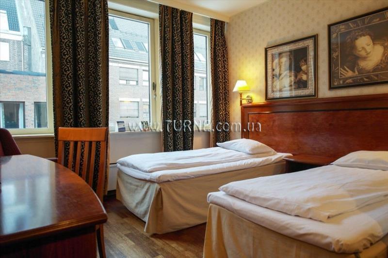 Фото Quality Hotel Augustin Норвегия Тронхейм