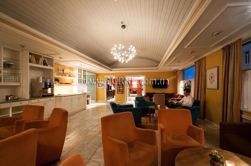 Отель Quality Hotel Augustin Тронхейм