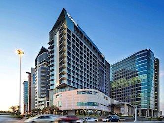 Novotel Abu Dhabi Al Bustan 4*, ОАЭ, Абу-Даби