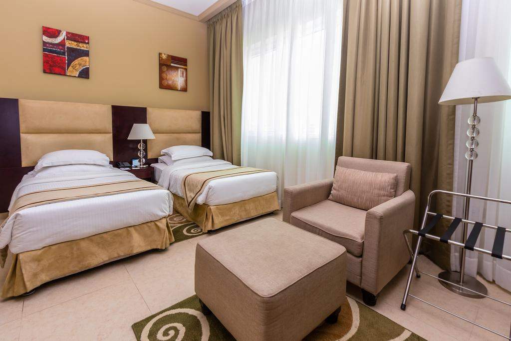Bin Majid Tower Hotel Apartment ОАЭ Абу-Даби