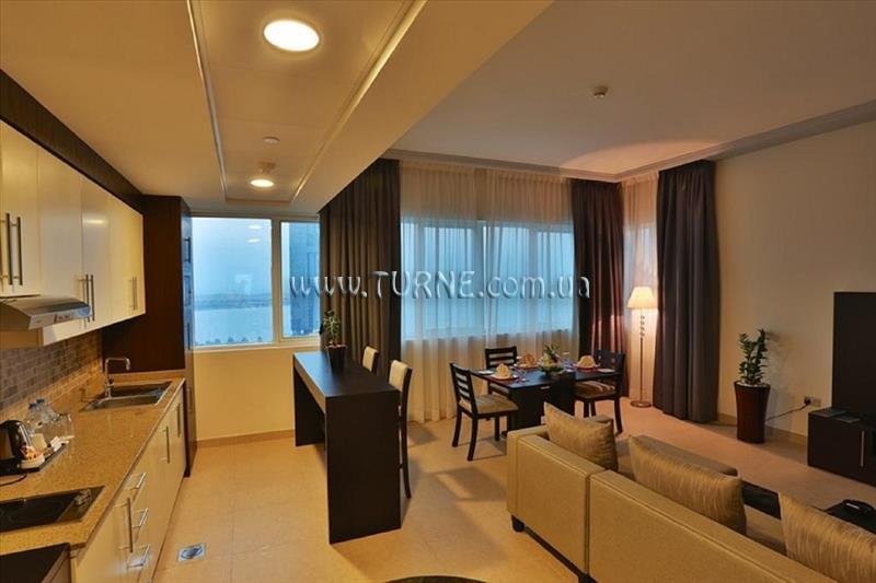 Отель Bin Majid Tower Hotel Apartment ОАЭ Абу-Даби