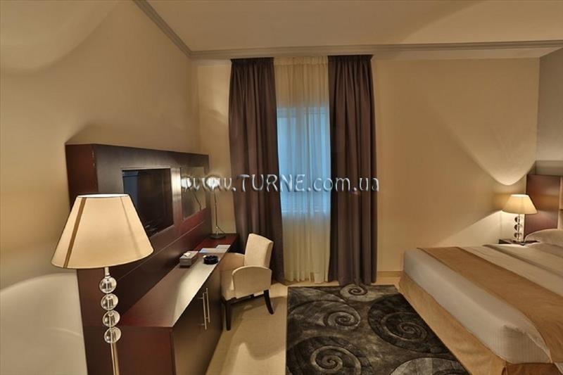 Отель Bin Majid Tower Hotel Apartment Абу-Даби