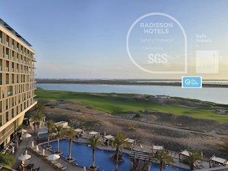 Radisson Blu Hotel Abu Dhabi Yas Island 4*, ОАЭ, Абу-Даби
