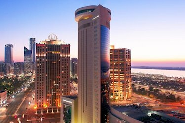 Le Meridien Abu Dhabi Hotel 4*, ОАЭ, Абу-Даби