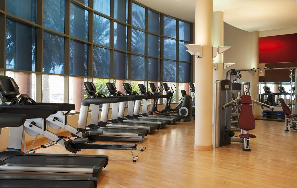 Фото Sheraton Abu Dhabi Resort & Towers Абу-Даби