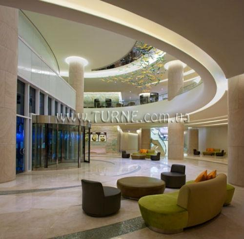 Отель Rocco Forte ОАЭ Абу-Даби