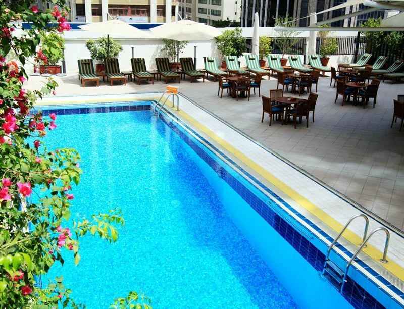 Фото Novel Hotel City Center (ex. Mercure Abu Dhabi Centre Hotel) Абу-Даби