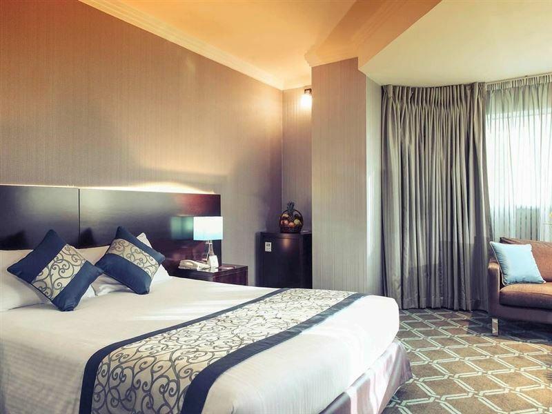 Фото Novel Hotel City Center (ex. Mercure Abu Dhabi Centre Hotel) ОАЭ Абу-Даби