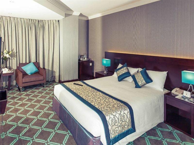 Novel Hotel City Center (ex. Mercure Abu Dhabi Centre Hotel) ОАЭ Абу-Даби