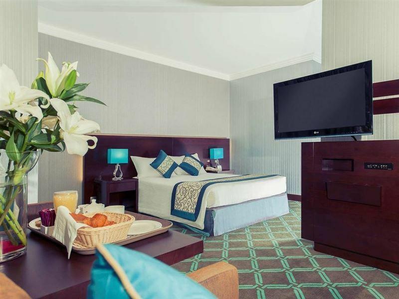 Отель Novel Hotel City Center (ex. Mercure Abu Dhabi Centre Hotel) Абу-Даби