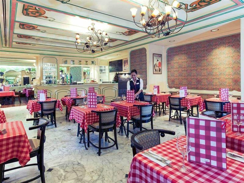 Novel Hotel City Center (ex. Mercure Abu Dhabi Centre Hotel) Абу-Даби