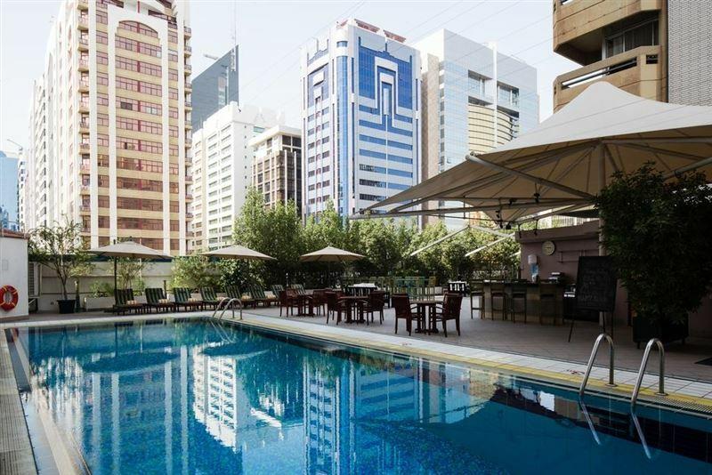 Отель Novel Hotel City Center (ex. Mercure Abu Dhabi Centre Hotel) ОАЭ Абу-Даби