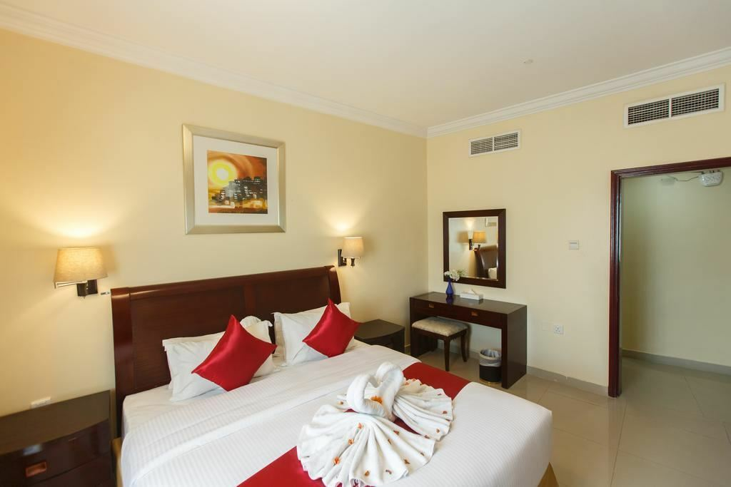 Crowne Palace Hotel Ajman ОАЭ Аджман